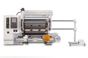 KLF-PW自动包装膜分切机