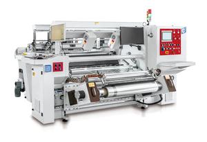 KDF-P喷码复卷机/KL-600数字喷墨打印系统